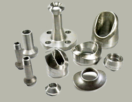 High Nickel Alloy Outlet Fittings